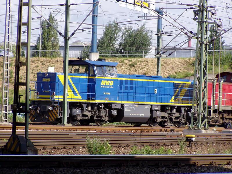 Hamburg und die Eisenbahn 7350141nhd