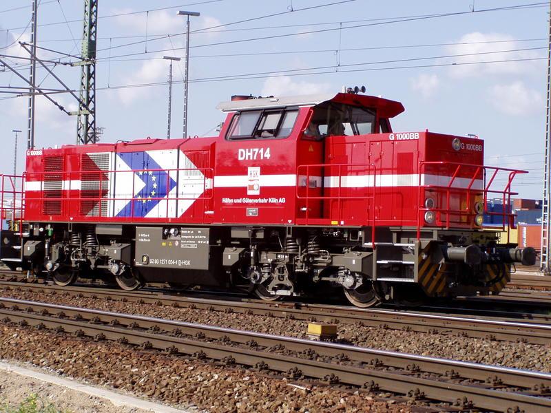 Hamburg und die Eisenbahn 7350142rka