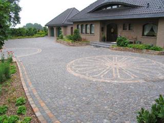 Der Vorgarten 7392672vdf