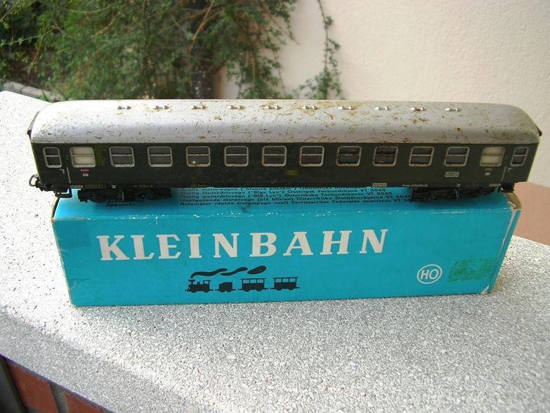 1. Klasse Wagen/grün und blau: DB 7395730xwb
