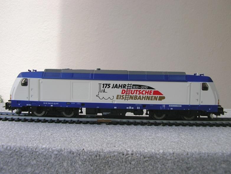 """DB BR 246 """"175 Jahre Deutsche Eisenbahnen"""" 7428510rcy"""