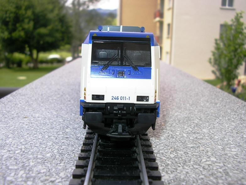 """DB BR 246 """"175 Jahre Deutsche Eisenbahnen"""" 7428511tus"""