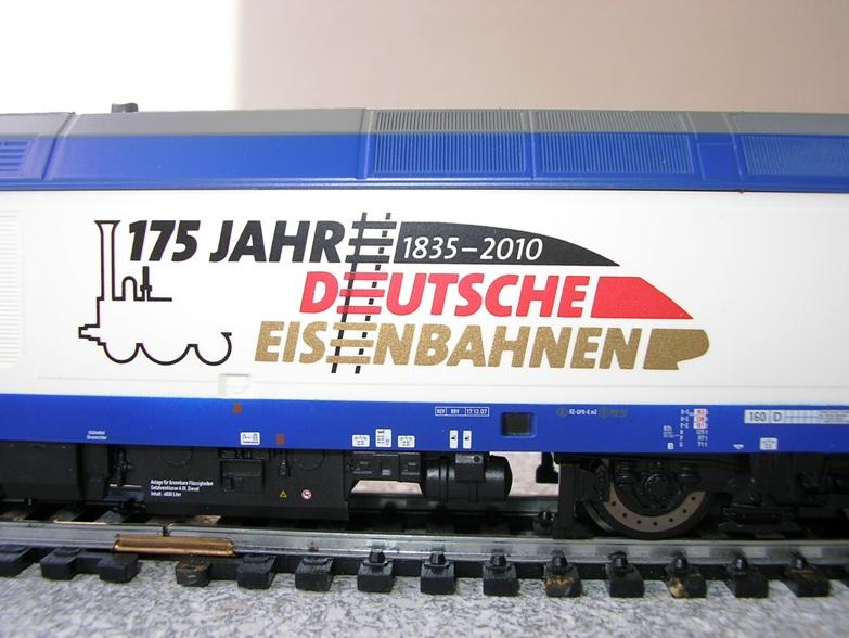 """DB BR 246 """"175 Jahre Deutsche Eisenbahnen"""" 7428512dfg"""