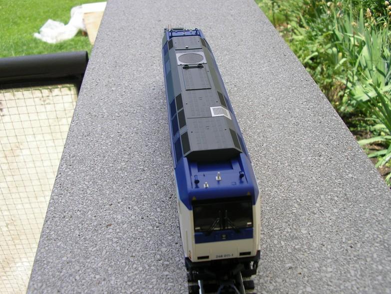 """DB BR 246 """"175 Jahre Deutsche Eisenbahnen"""" 7428515vif"""