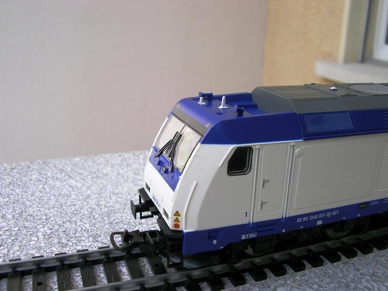 """DB BR 246 """"175 Jahre Deutsche Eisenbahnen"""" 7428585yta"""