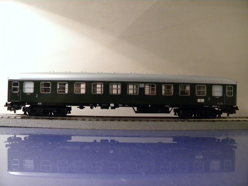 Märklin 0766-6 D-Zug Wagen ÖBB, 2 Klasse 7460915qkb