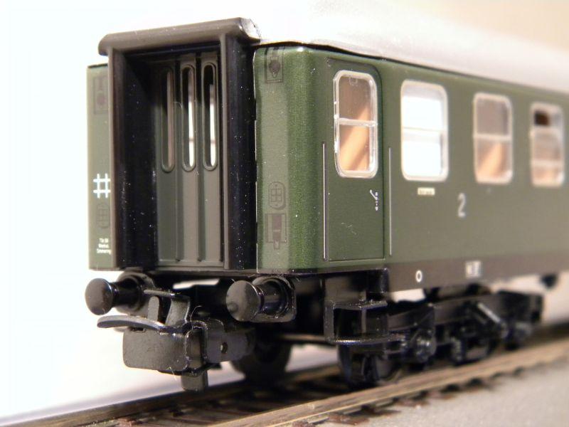 Märklin 0766-6 D-Zug Wagen ÖBB, 2 Klasse 7460917lqy
