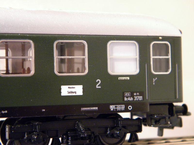Märklin 0766-6 D-Zug Wagen ÖBB, 2 Klasse 7460921tuo