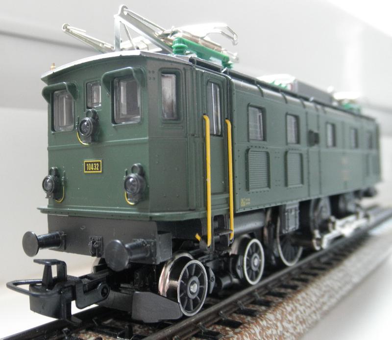 SBB Ae 3/6 7468167qgc