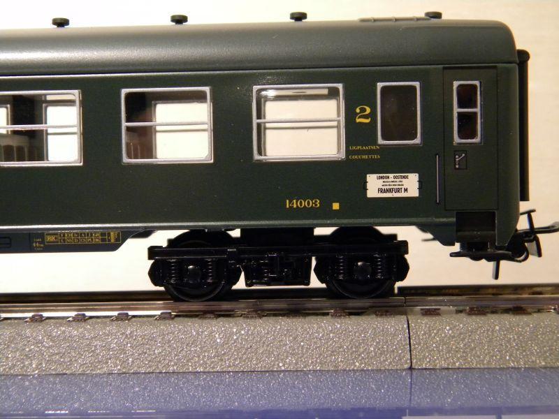 4Achser, B, grün, aus Display Tinplate 7526440ovl