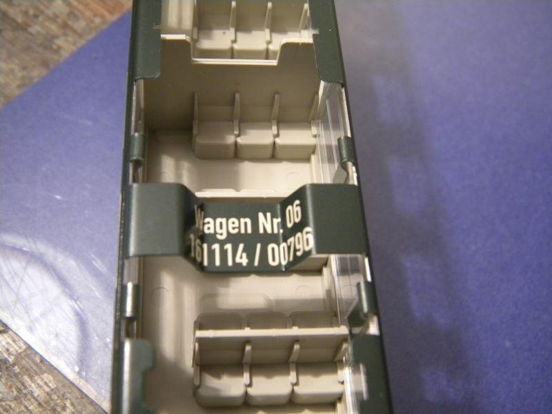 4Achser, B, grün, aus Display Tinplate 7526444tfc