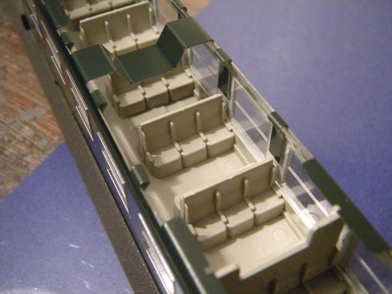 4Achser, B, grün, aus Display Tinplate 7526445cri
