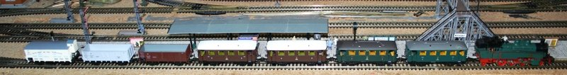 Ein paar Zuggarnituren 7570803oqm