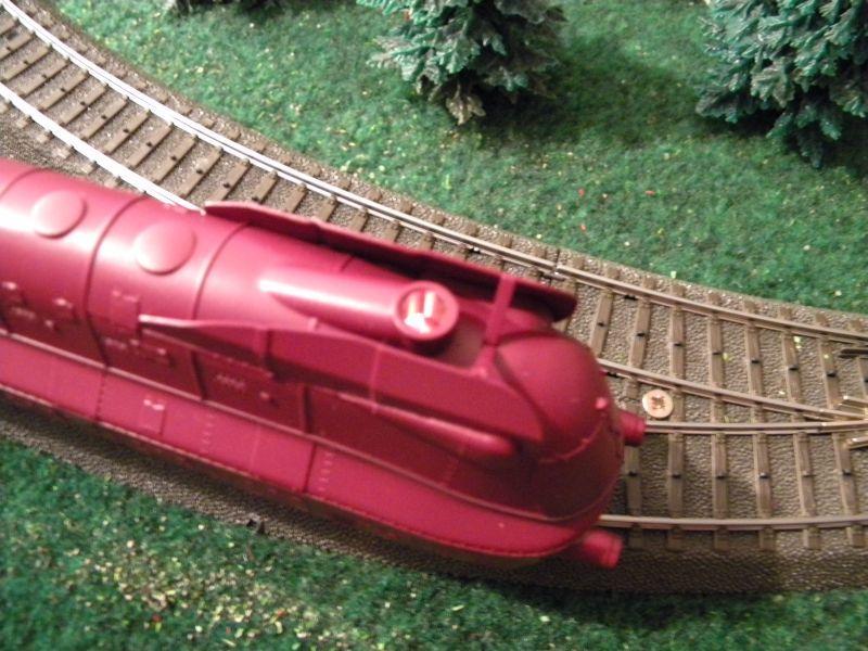 """BR03 mit Stromlinienverkleidung und """"Hechten"""" 7617410ckz"""