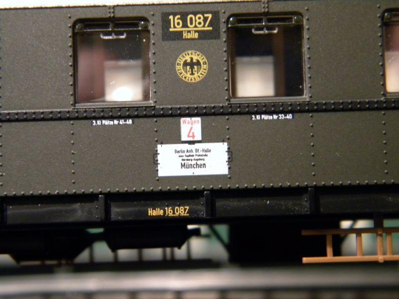 """BR03 mit Stromlinienverkleidung und """"Hechten"""" 7617417qjw"""