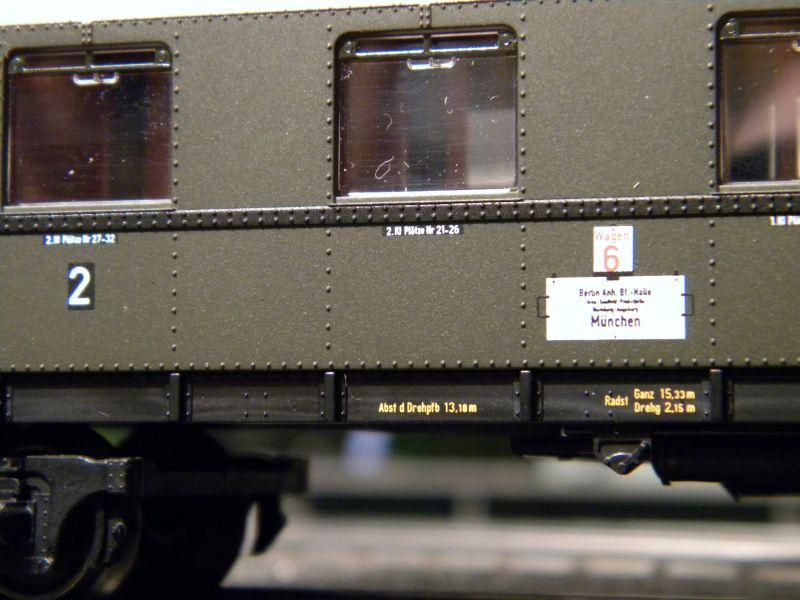 """BR03 mit Stromlinienverkleidung und """"Hechten"""" 7617455ybf"""