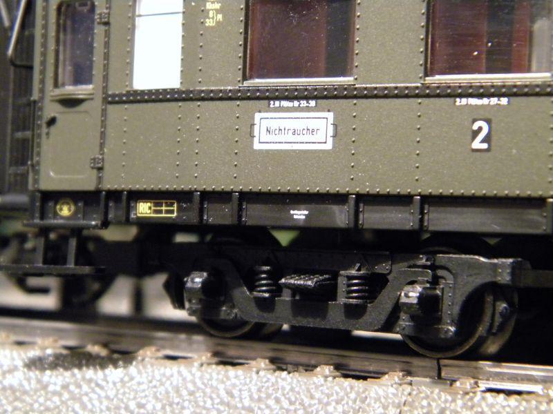 """BR03 mit Stromlinienverkleidung und """"Hechten"""" 7617456pyk"""