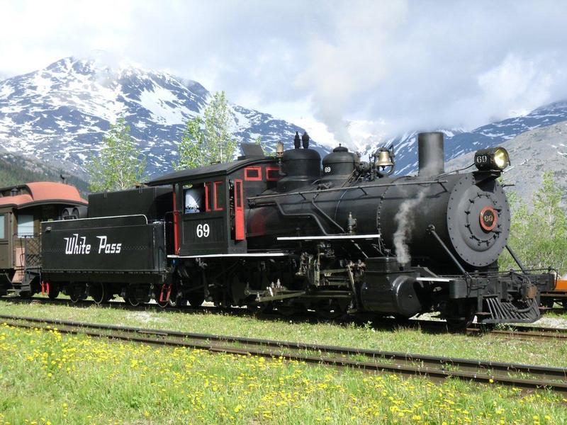 W.P. & Y. R. Dampfloks 7656128juk