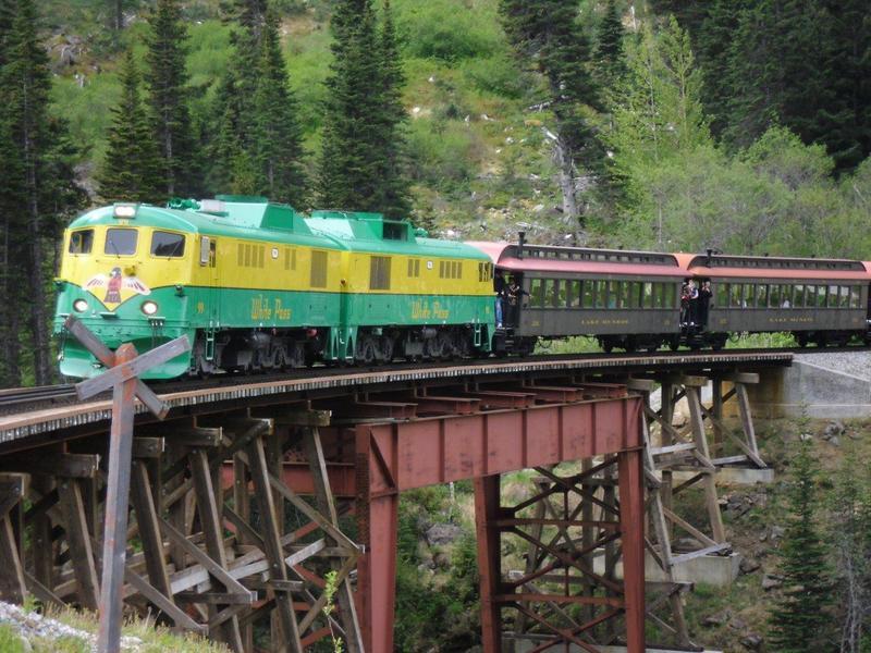 Schmalspurbahnen in Nordamerika - Teil 1 7660908bpd