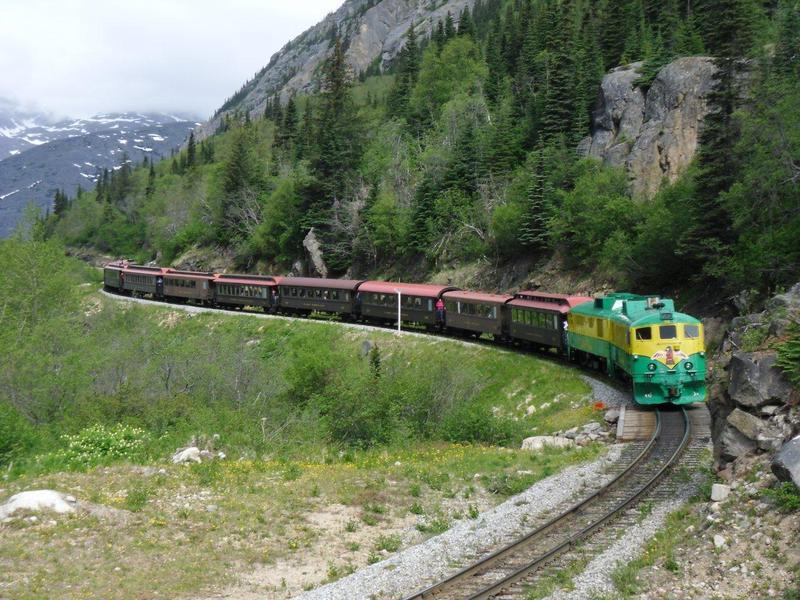 Schmalspurbahnen in Nordamerika - Teil 1 7660910hei