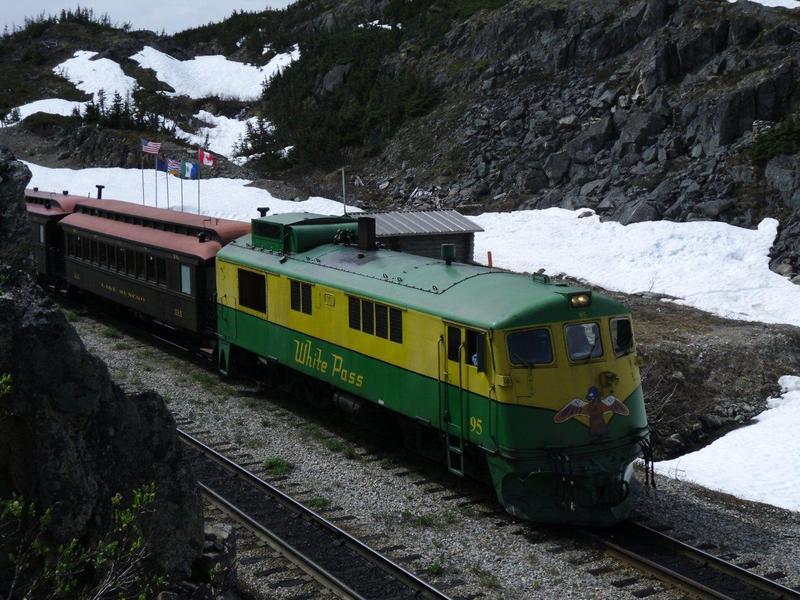 Schmalspurbahnen in Nordamerika - Teil 1 7660912gyy