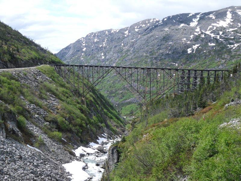 Schmalspurbahnen in Nordamerika - Teil 1 7660914lem