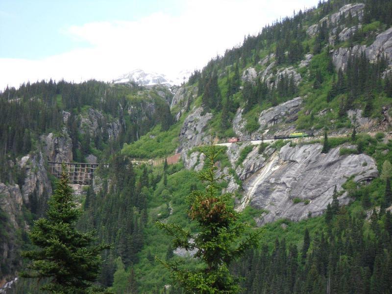 Schmalspurbahnen in Nordamerika - Teil 1 7660915kfq