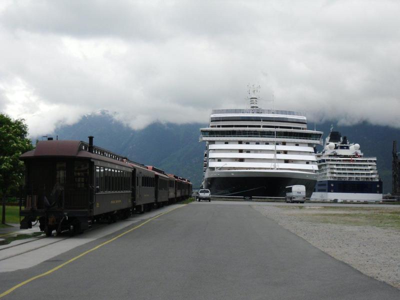 Schmalspurbahnen in Nordamerika - Teil 1 7660917vtm