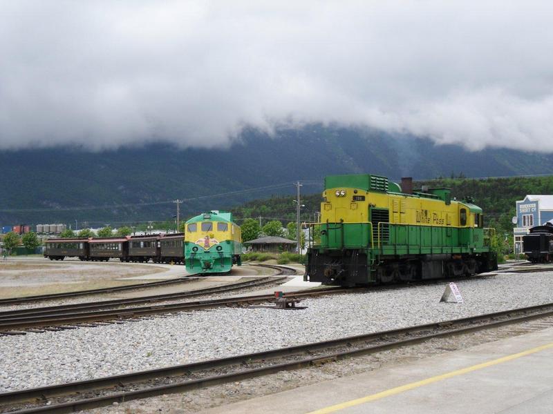 Schmalspurbahnen in Nordamerika - Teil 1 7660918yai