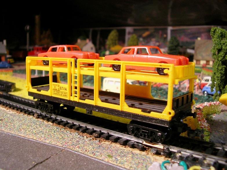 Auto- und LKW Transportwagen 7683146ees