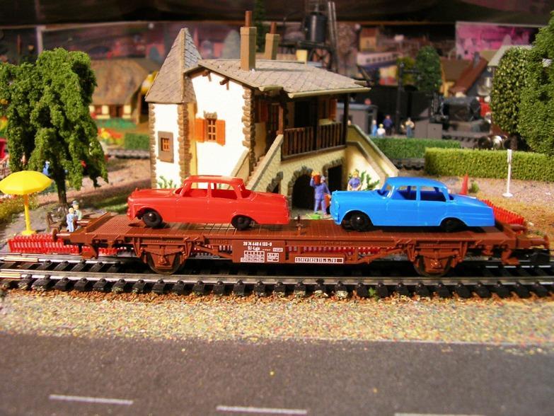 Auto- und LKW Transportwagen 7683159ney