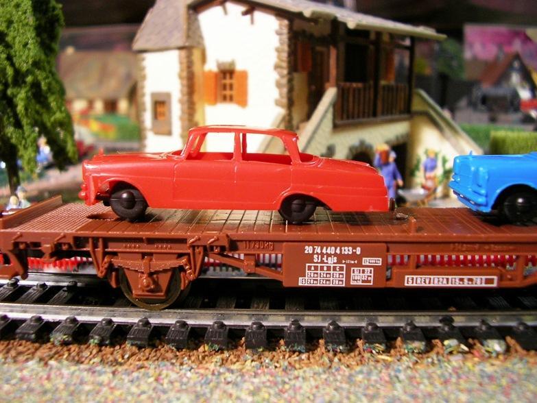 Auto- und LKW Transportwagen 7683160xjj