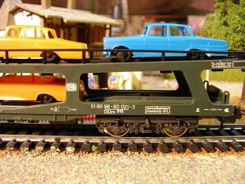 Auto- und LKW Transportwagen 7683208stf