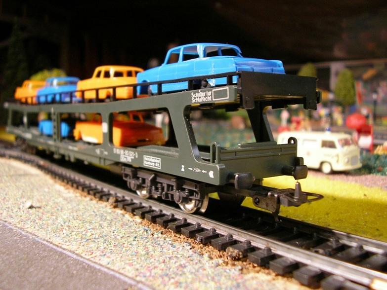 Auto- und LKW Transportwagen 7683209fmw