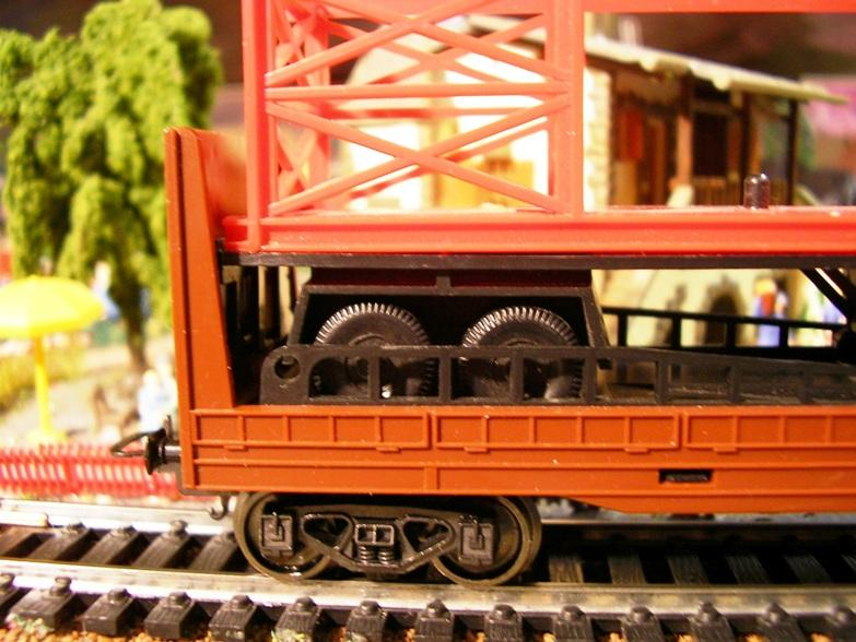 Auto- und LKW Transportwagen 7683405tgm