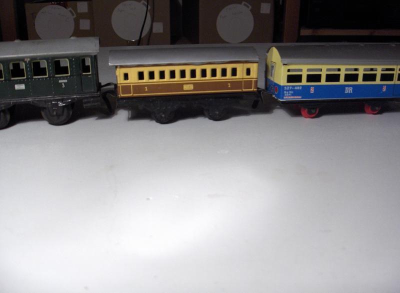 Größenvergleich Spur 0 mit Spur S 7706065pjy