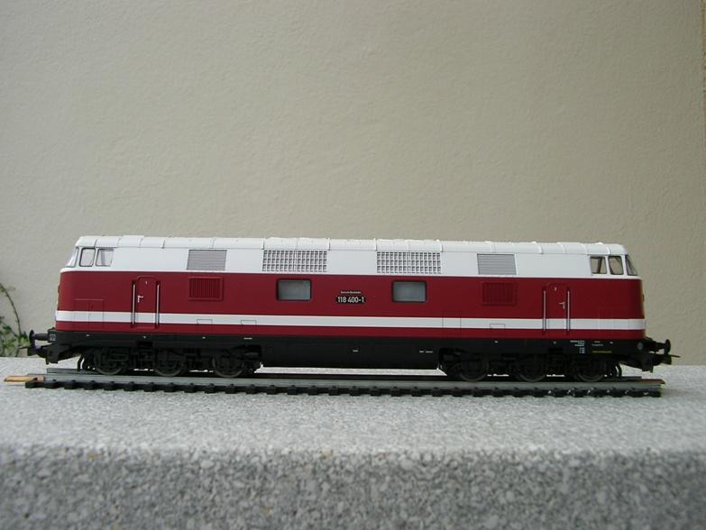 DR Baureihe 118.4 6-achsig 7713290wri