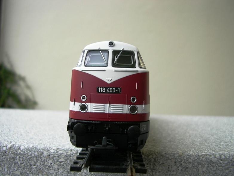 DR Baureihe 118.4 6-achsig 7713292hvp