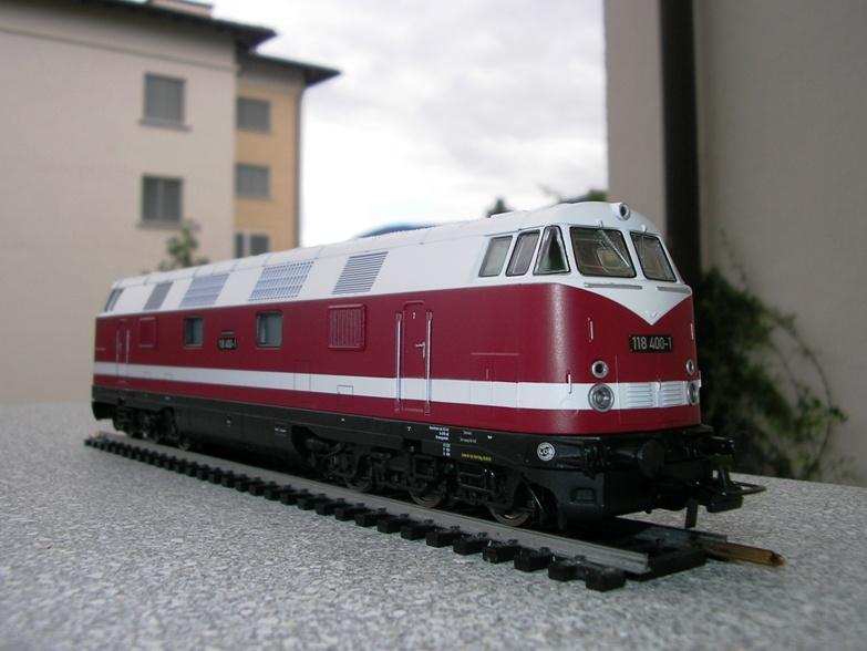 DR Baureihe 118.4 6-achsig 7713293yak