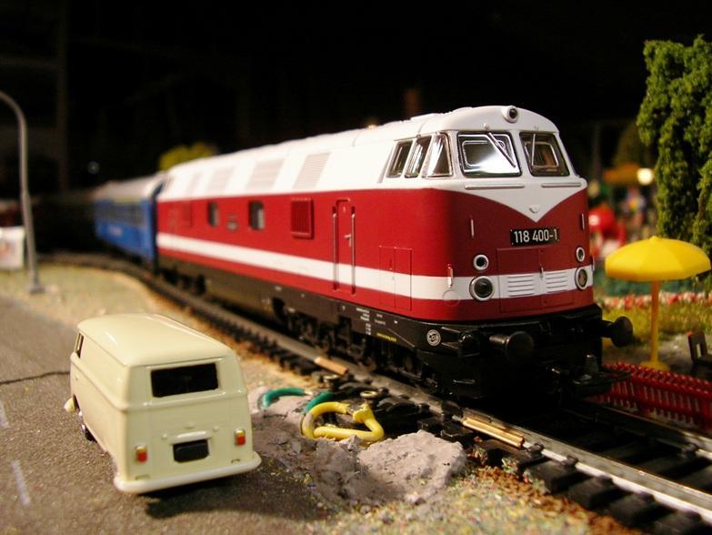DR Baureihe 118.4 6-achsig 7713313yjn