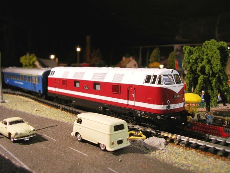 DR Baureihe 118.4 6-achsig 7713314hmh