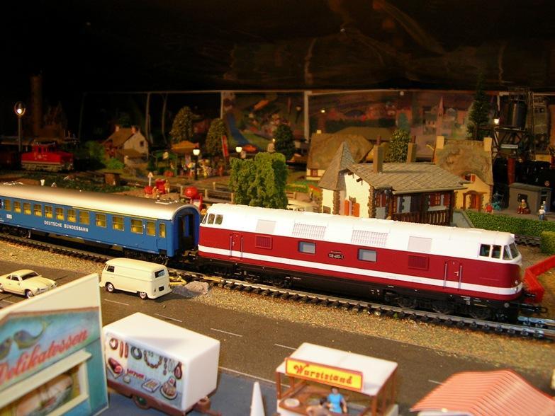 DR Baureihe 118.4 6-achsig 7713316npl
