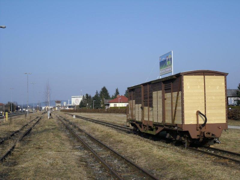 Draisinenbahn auf der Krumpe 7721961dme