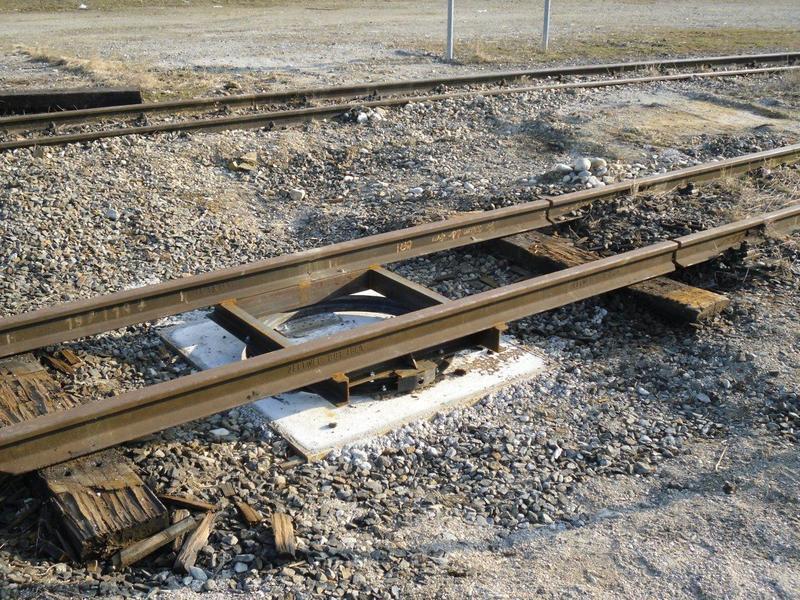 Draisinenbahn auf der Krumpe 7721962vjq