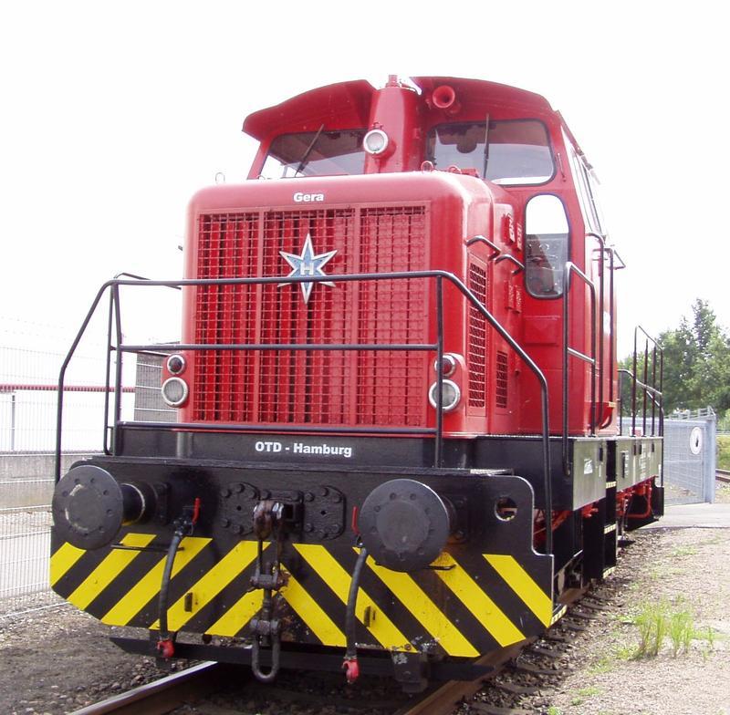 Henschel DHG 500 7724844lpy