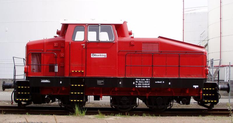 Henschel DHG 500 7724846htv