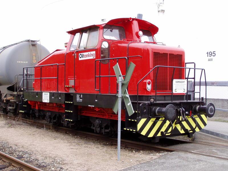 Henschel DHG 500 7724963oce