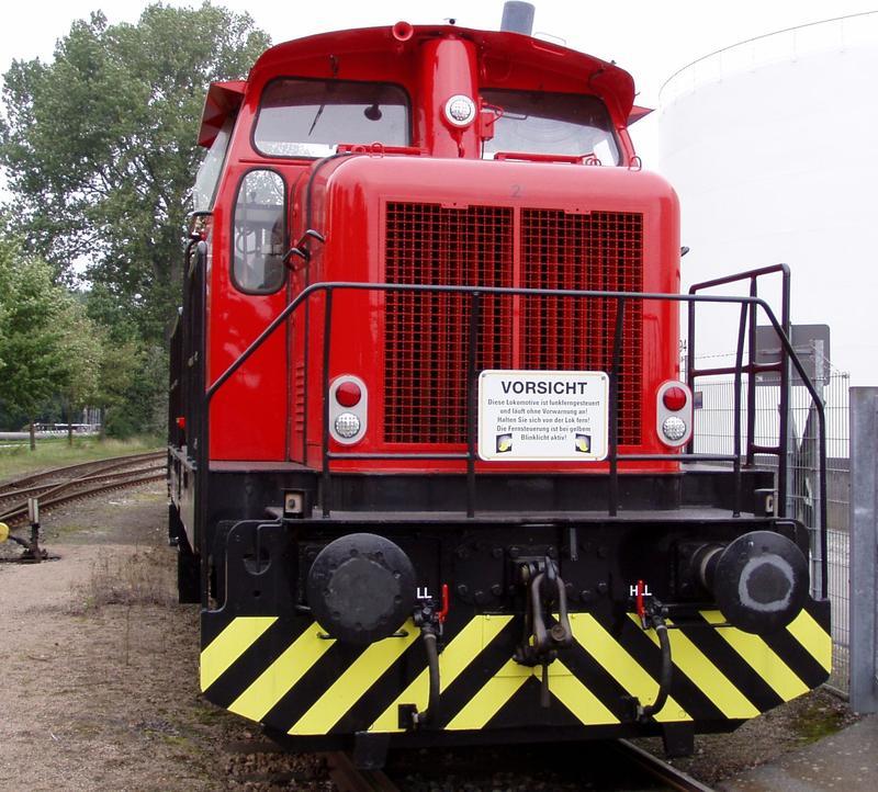 Henschel DHG 500 7724964hzj