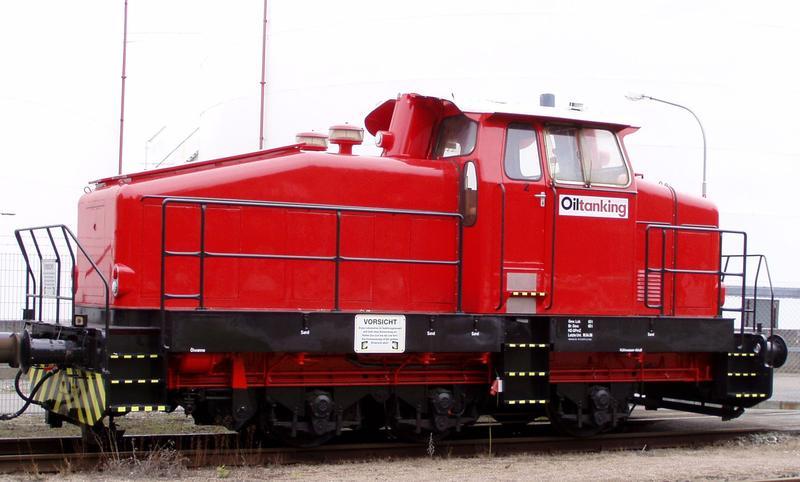 Henschel DHG 500 7724965vpl
