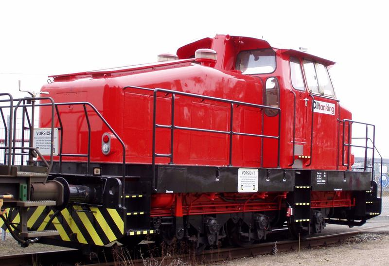 Henschel DHG 500 7724966cbx